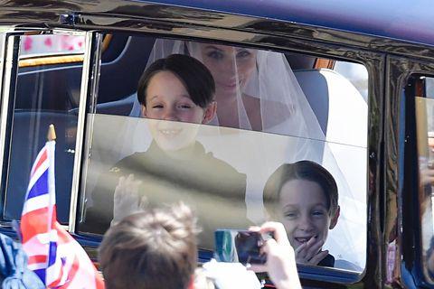 哈利王子,梅根馬克爾,結婚,薩塞克斯公爵,皇室婚禮,哈梅婚禮,花童,喬治王子,夏綠蒂公主
