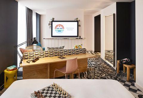 Il nuovo hotel a belgrado mama shelter belgrade for Hotel belgrado