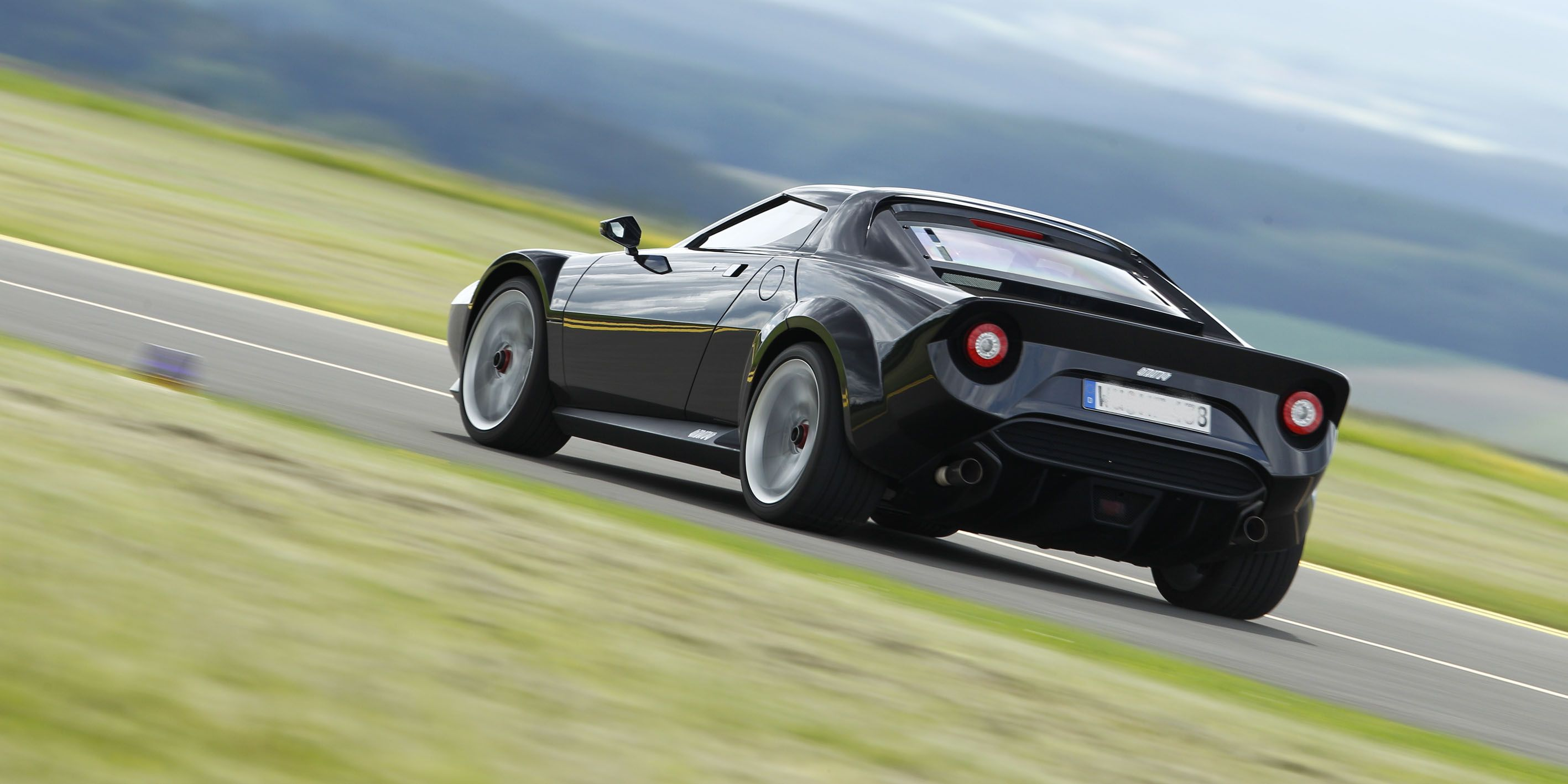 The Modern Lancia Stratos Heads To Production
