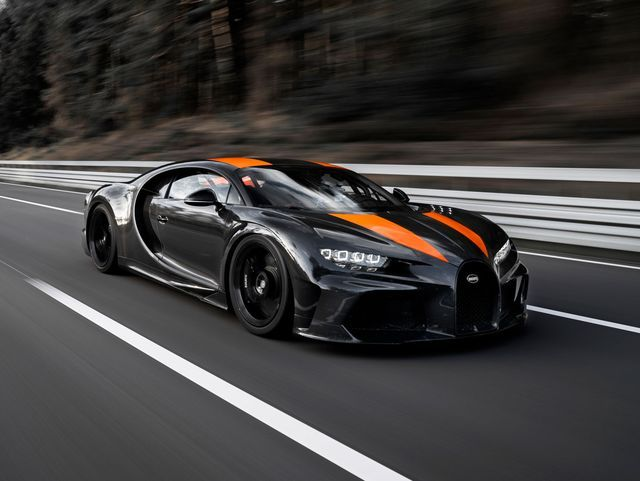 2020 Bugatti Chiron Review Pricing And Specs