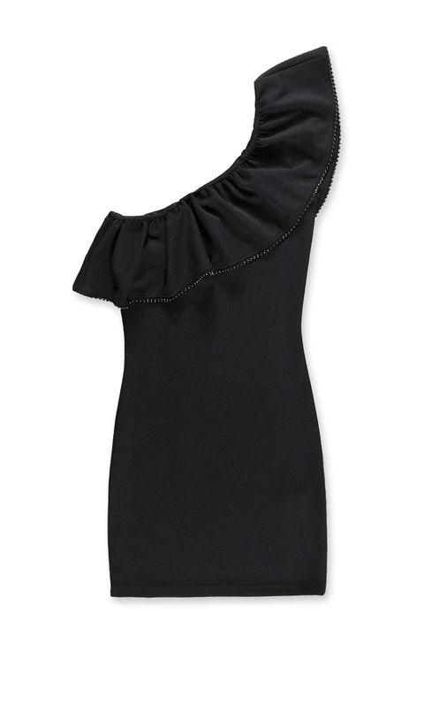 53ed08d0c0b1 Stupiscilo con vestiti sexy la sera di San Valentino, un vestito nero a cui  abbinare
