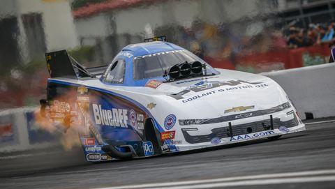 John Force 16-time NHRA champion Funny Car