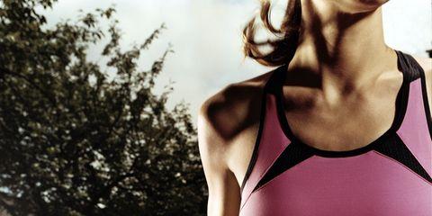 Healthy Heart: Women running to prevent cardiovascular disease