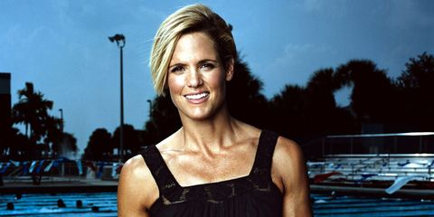 Olympic Swimming: Dara Torres Interview