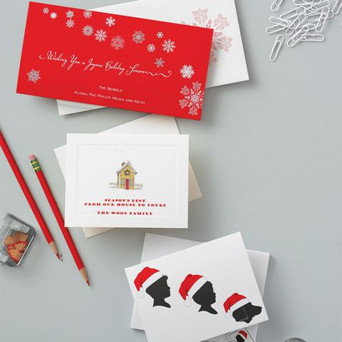 Holiday Cards Online >> Tech The Halls Design Your Custom Holiday Cards Online