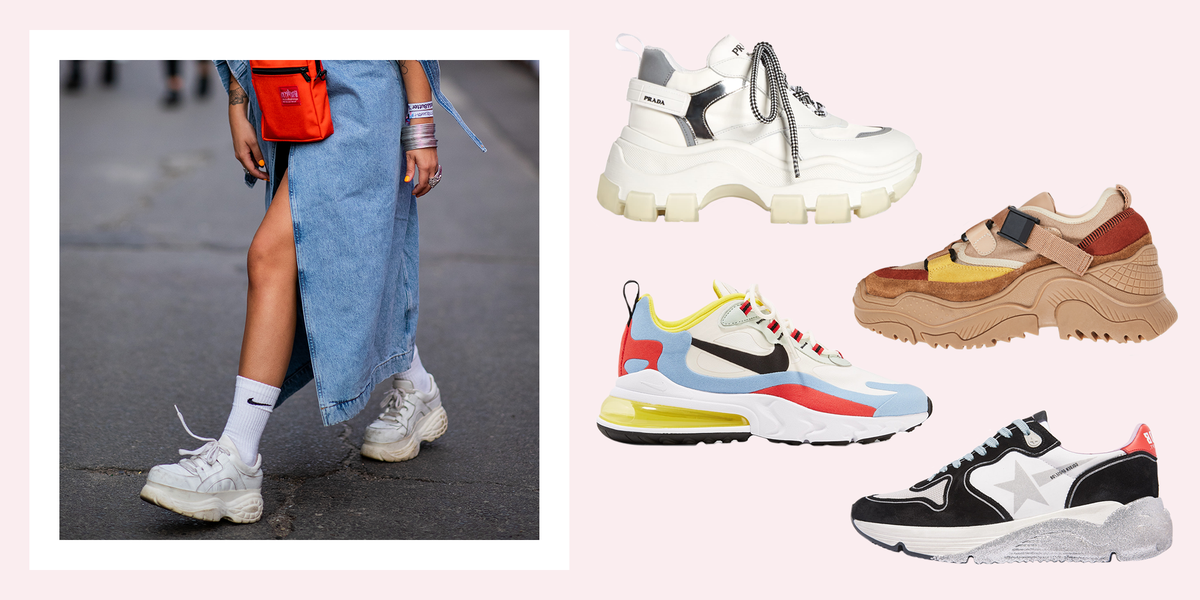 14 Chunky Sneakers For Women Best Of The Dad Sneaker