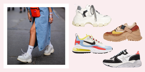 521333c6 13 Chunky Sneakers for Women - Best of the Dad Sneaker Trend 2019