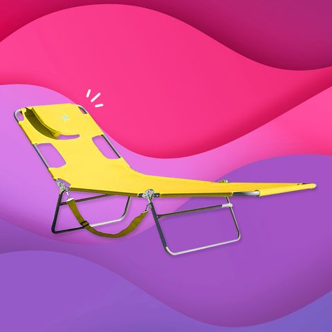 Fantastic The Ostrich Beach Chair Makes It Comfy To Lie On Your Stomach Gamerscity Chair Design For Home Gamerscityorg
