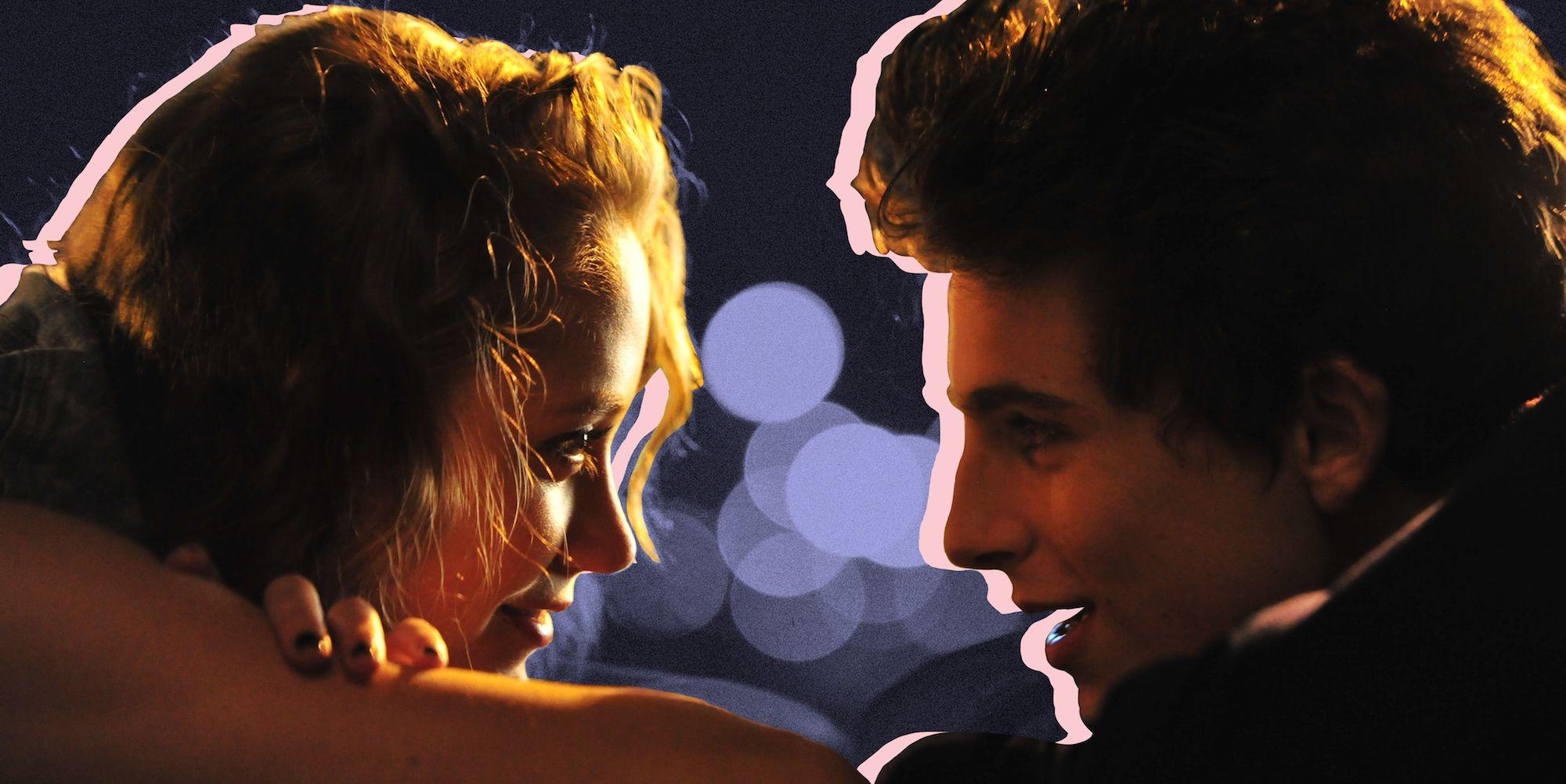 Timothée Chalamet in Hot Summer Nights