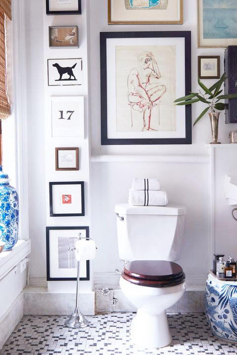18 Small Bathroom Paint Colors We Love, Small Bathroom Pictures Gallery
