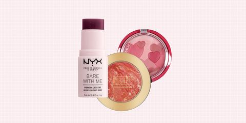 Product, Pink, Beauty, Skin, Cosmetics, Peach, Lip, Cheek, Skin care, Material property,