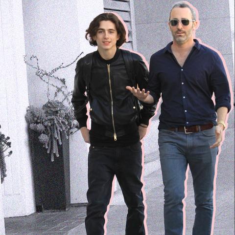 Celebrity Sightings in Los Angeles - December 4, 2017