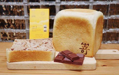 日本人氣生吐司「嵜本 sakimoto bakery」二店開幕!與福灣巧克力聯名吐司,限定口味販售時間、價格一次看