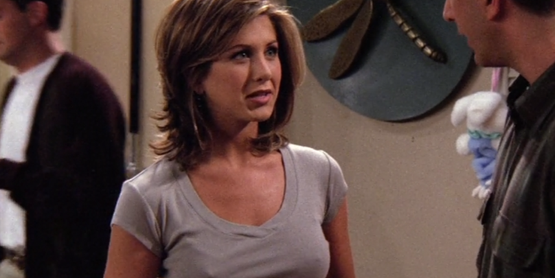 Jennifer Aniston Got Very Real About Her Nipples Constantly Showing on Friends