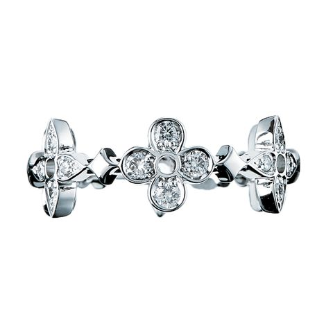 Diamond, Fashion accessory, Jewellery, Silver, Platinum, Metal, Body jewelry, Cross, Silver, Gemstone,