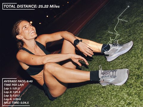 runner's world coach jess movold personal victory brooks levitate 4 running shoes