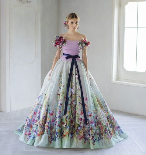 ユミカツラのフェアリードレス