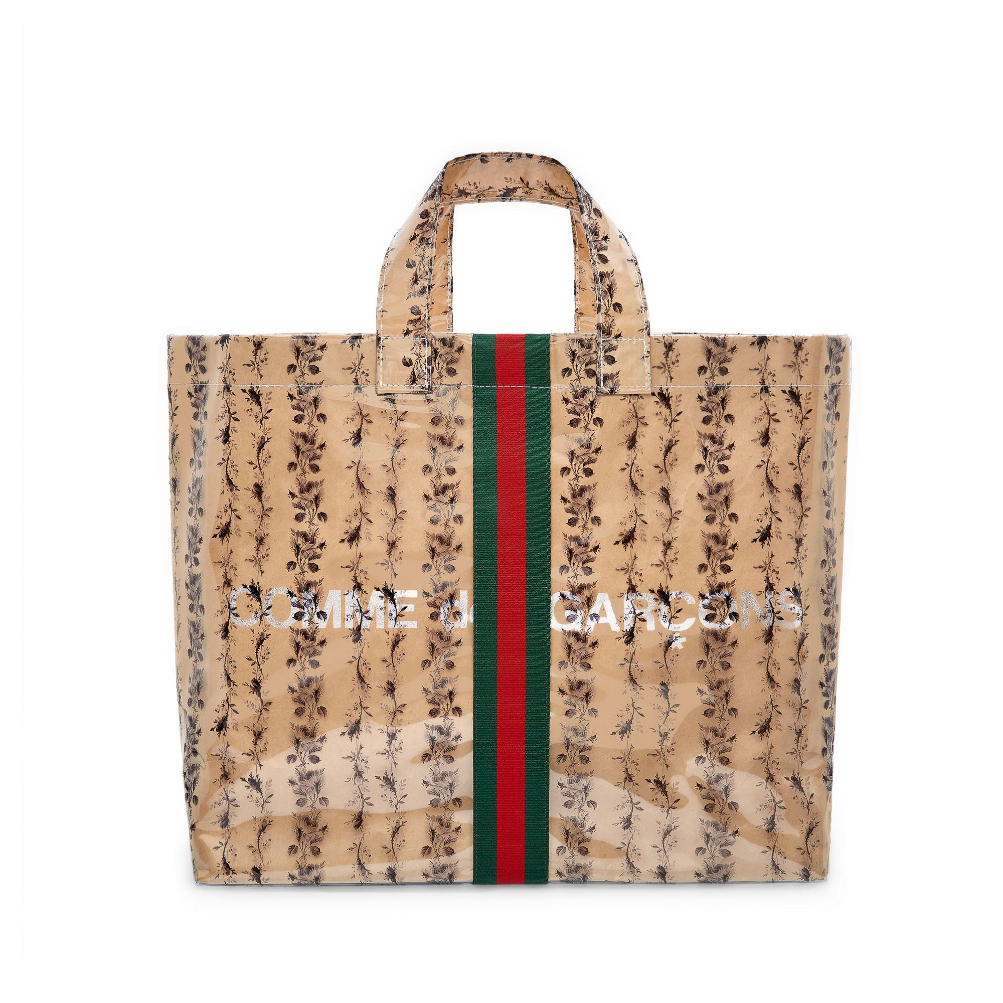 MH Obsession: Comme des Garçons X Gucci Tote Bag