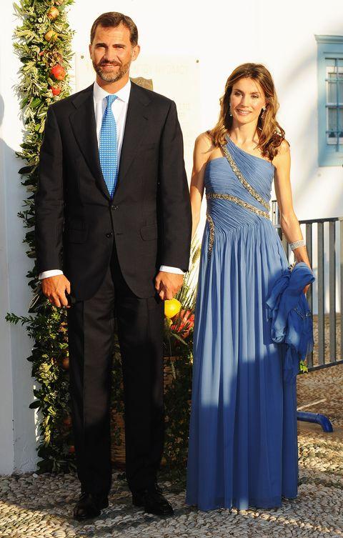reina Letizia vestidos invitada boda