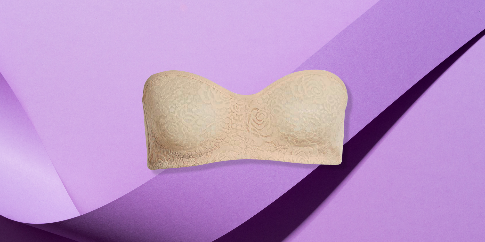 Got Big Boobs? These 10 Strapless Bras Will Actually Stay Up