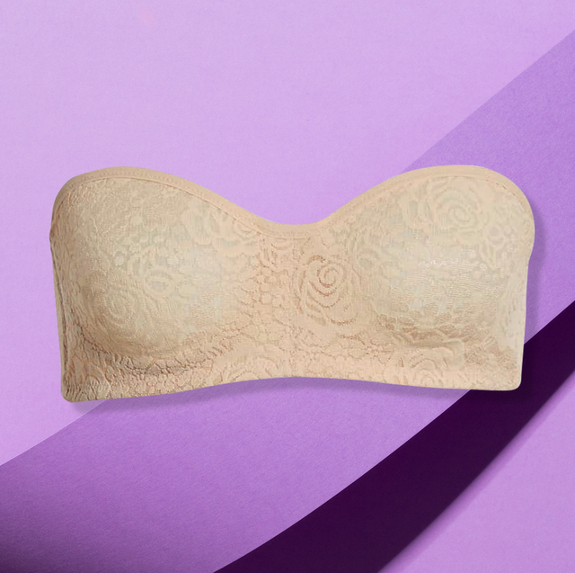 11 Best Strapless Bras For Big Boobs That Actually Stay Up 2019