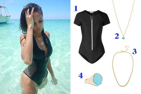 One-piece swimsuit, Clothing, Wetsuit, Swimwear, Blue, Monokini, Leotard, Bikini, Personal protective equipment, Maillot,