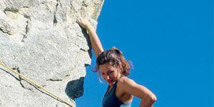 outdoor activites rock climbing