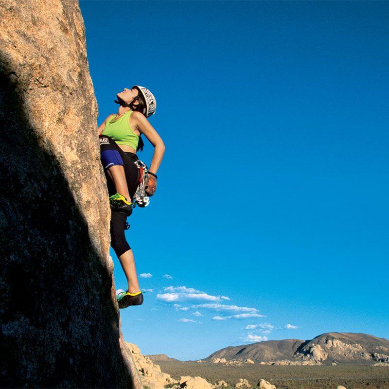 You Can Do This Joshua Tree Rock Climbing