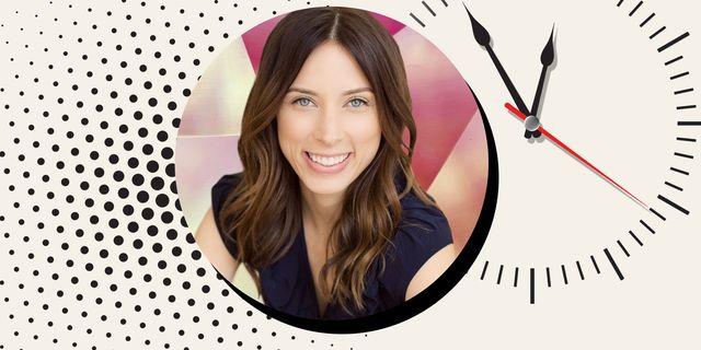 sarah gibson tuttle beauty around the clock