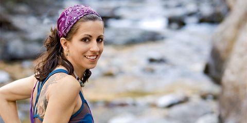 Action Figures: Rock Climber Samantha Lockwood