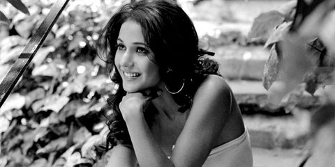 Emmanuelle Chhriqui: Actress in Black and White