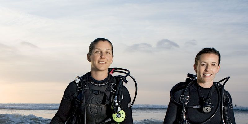 Sex vacations with scuba diving