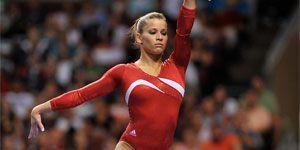 olympic athlete gymnast