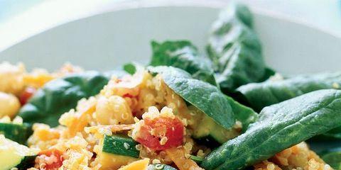 healthy recipe couscous