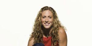 female athletes diver