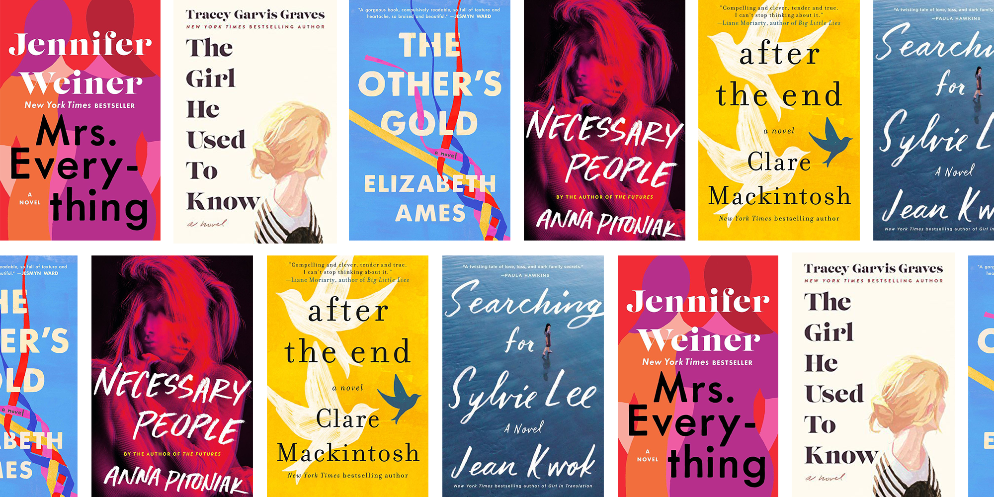 Best Fiction Books 2020 The Best New Women's Fiction of 2019   23 Books by Women for Women
