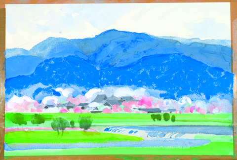 in and around the capital   horin ji   anno mitsumasa