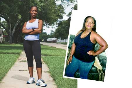 Weight-Loss Success Stories: Before and After Photos