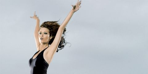 Workout Tips from Summer Glau: Summer Leaping