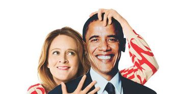 Samantha Bee Interview: Bee and Obama