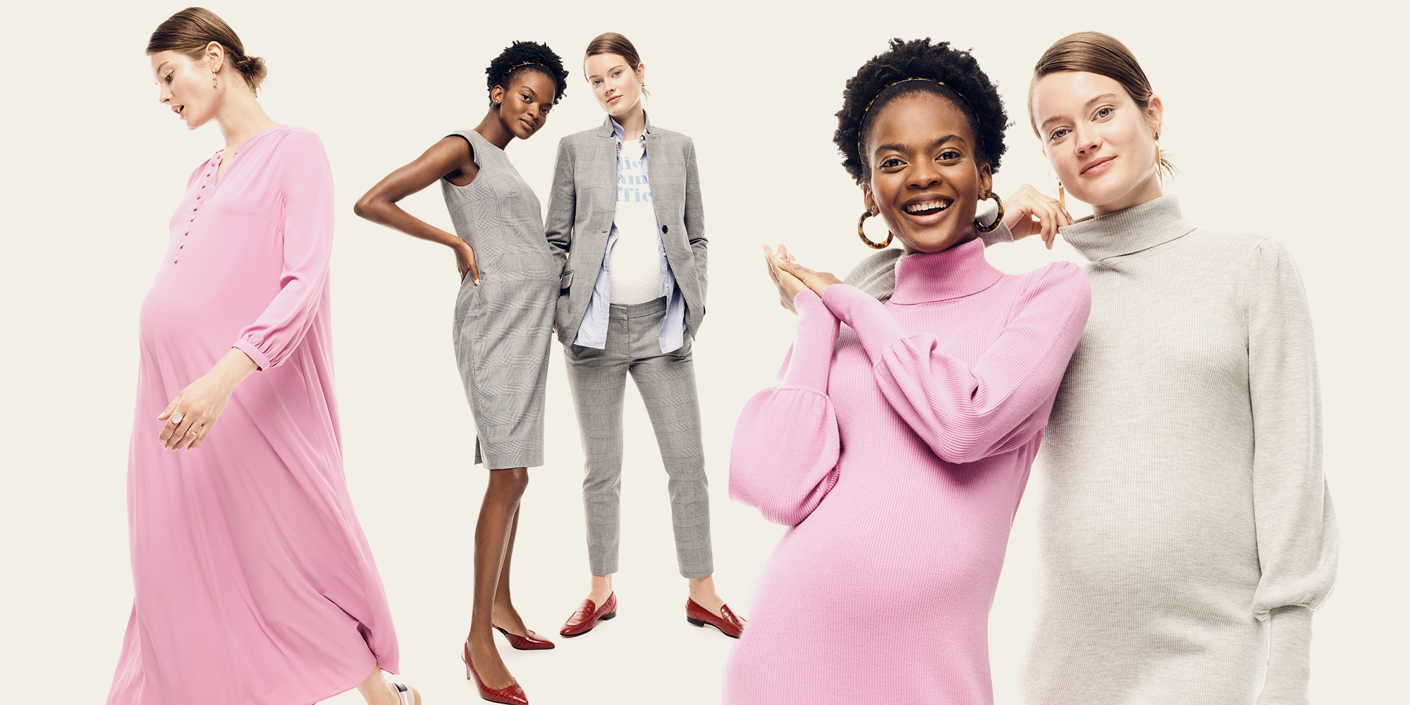 J.Crew x HATCH Release a Maternity-Friendly Workwear Collection