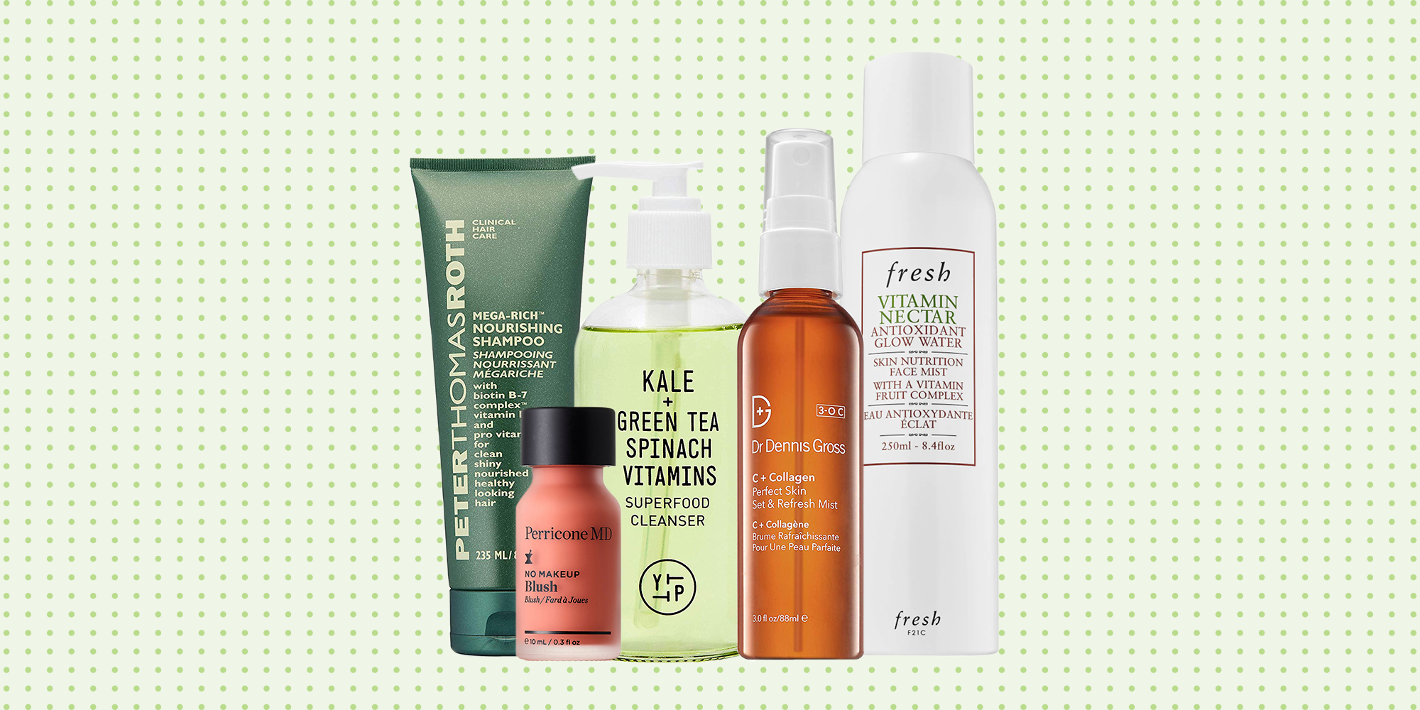 The Best Vitamin-Packed Beauty Products to Boost Your Summer Glow