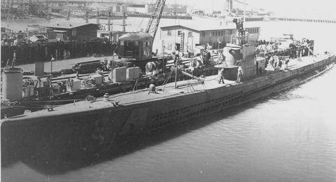 Vehicle, Boat, Ship, Watercraft, Destroyer escort, Depot ship, Naval ship, Warship, Submarine chaser, Auxiliary ship,