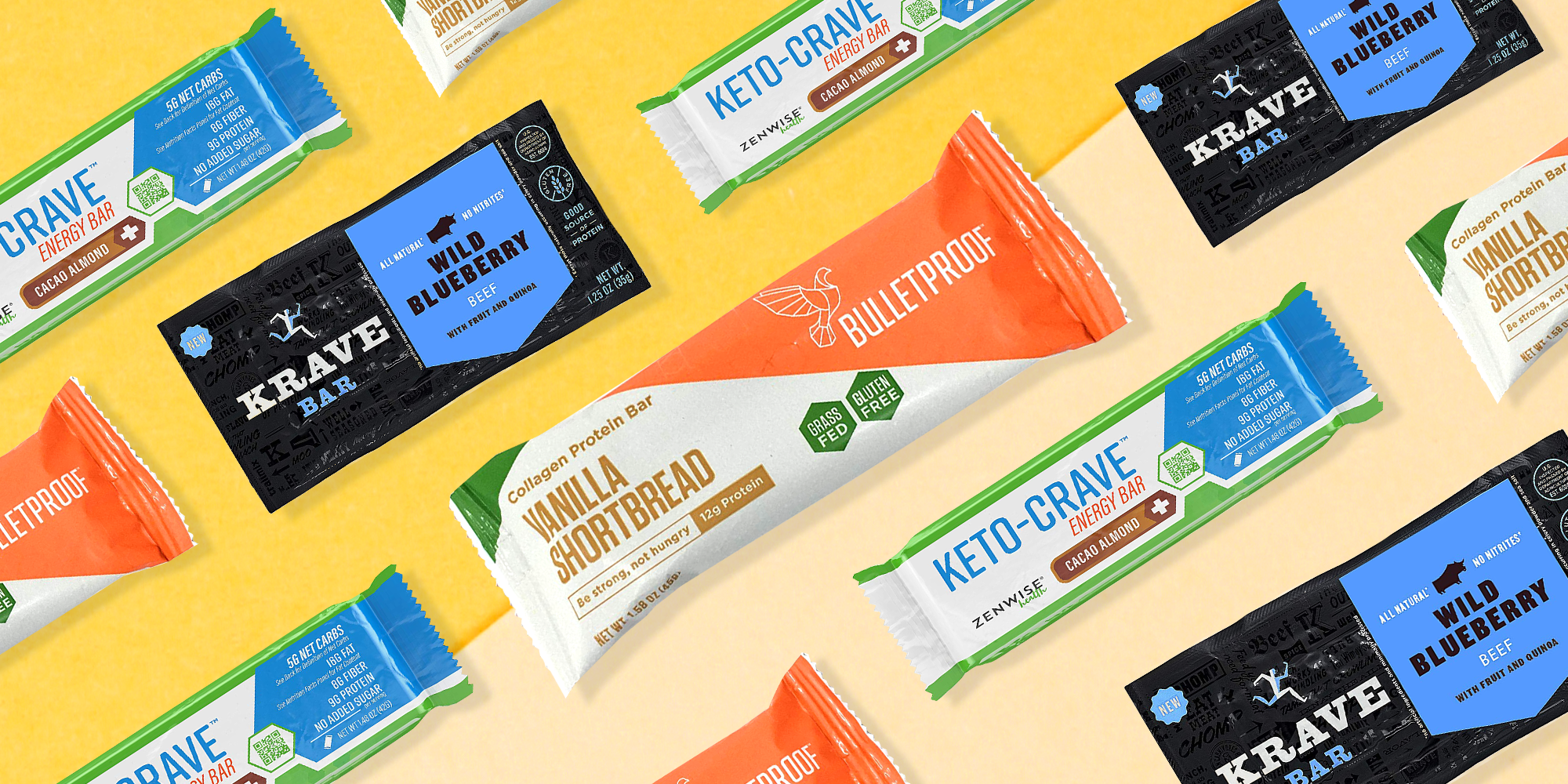 The 20 Best Keto Protein Bars, According To Nutritionists