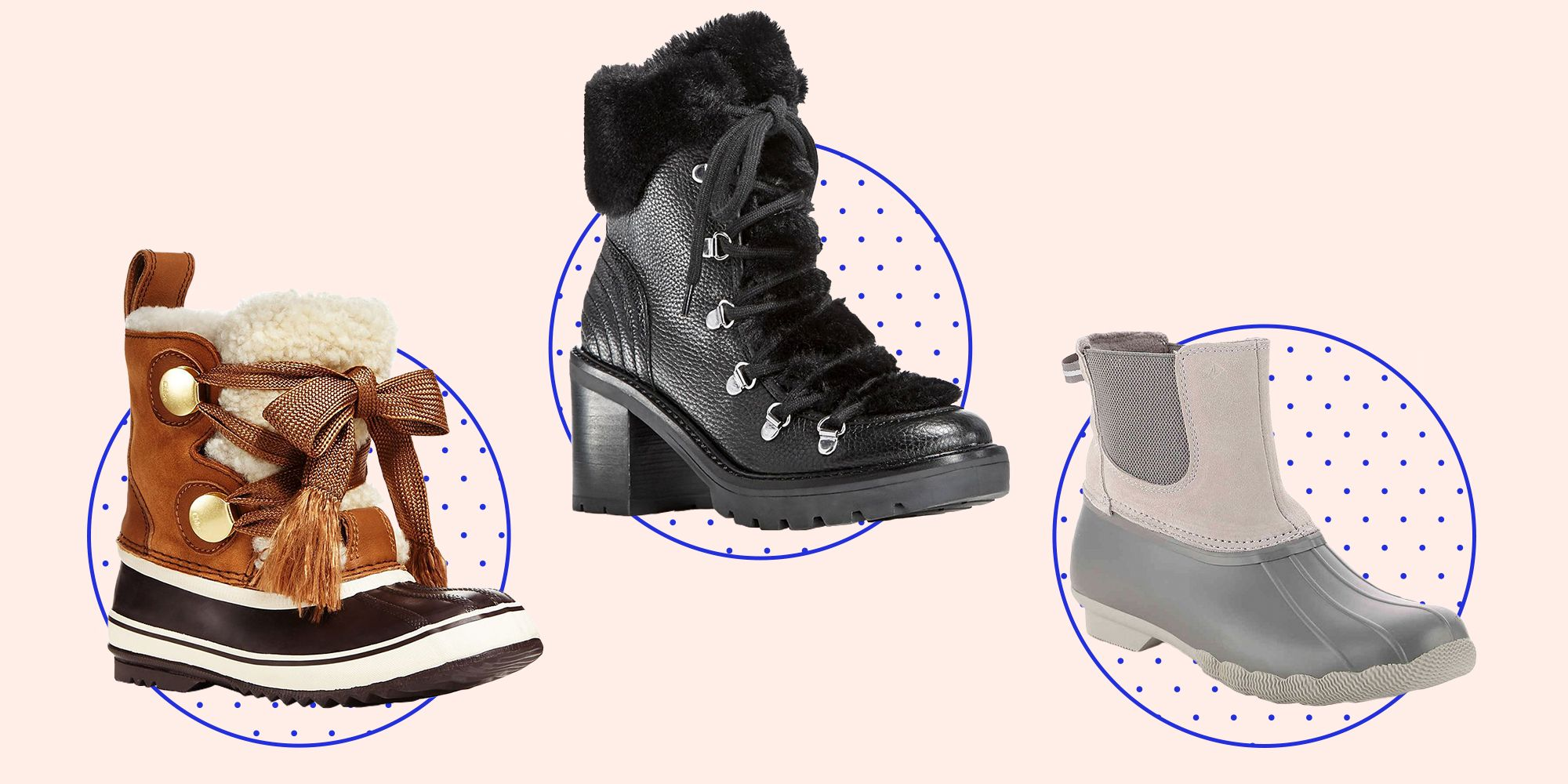 10 Snow Boots You'll Actually Want to Wear This Winter