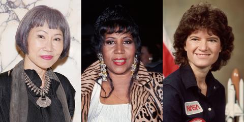 famous women in history