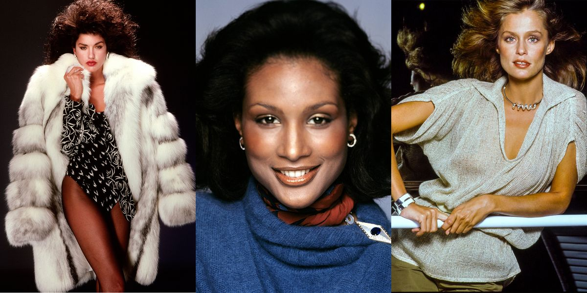 Supermodels Of The 1970s Famous 70s Models