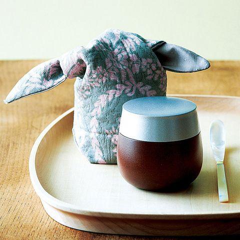 嘉門工藝 楓茶器・茶器袋と白蝶貝の茶杓3点セット 17,500円