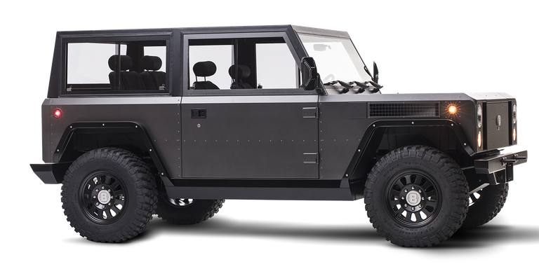 This Electric Truck Is the Future of Off-Roading
