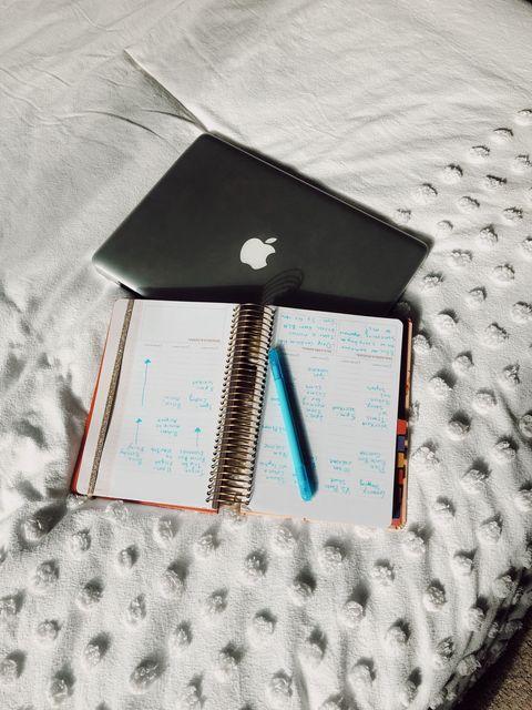 kayla jane jones notebook